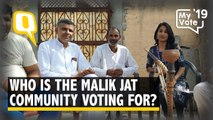 Who is the Malik Jat Community in Haryana's Sonipat Voting For?