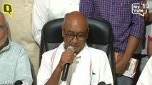 Ideology of Mahatma Gandhi's Killer Won: Digvijaya Singh