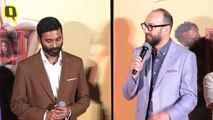 Trailer Launch of Dhanush's First Hollywood Film 'Journey Of The Fakir'