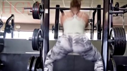AWESOME GIRLS TRAINING (Woman Workout In Gym) Female Fitness Motivation HD