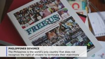 With no right to divorce, Filipinos are trapped in loveless marriages forever