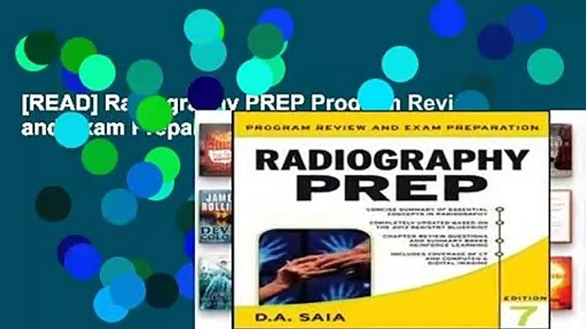 [READ] Radiography PREP Program Review and Exam Preparation, Seventh Edition