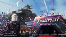 Prologue du jeu Marvel's Avengers