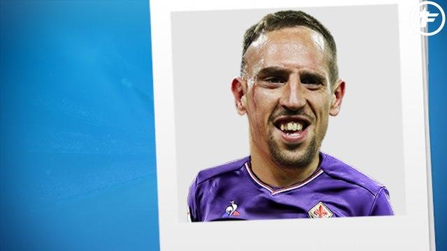 OFFICIEL : Franck Ribéry débarque à la Fiorentina