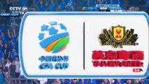 Le magnifique doublé d'El Shaarawy en demi-finale de Coupe de Chine