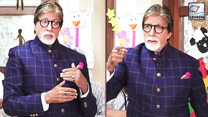 Amitabh Bachchan Launch Banega Swasth India Campaign Season 6