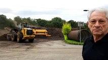 Compostière de Vieux-Charmont : rien ne se perd, surtout pas les déchets verts