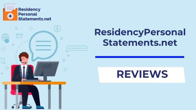 ResidencyPersonalStatements.net Review 2019 | Testimonials & Feedbacks