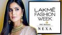 LFW Winter Festive 2019 Sneak Peek: Katrina Kaif showstopper for Manish Malhotra's Opening Show