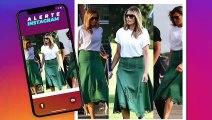 Melania Trump ose le look casual chic et ça lui va à ravir !