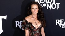 """Andie MacDowell """"Ready or Not' LA Special Screening Red Carpet"""