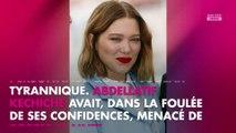 Abdellatif Kechiche : Léa Seydoux le défend après la polémique Mektoub My Love