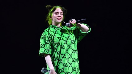 Billie Eilish pleads for fans to speak out on gun control
