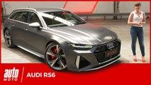 Audi RS6 (2019): premier contact en vidéo!