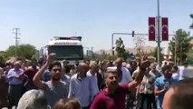 Mardin'de kayyım karşıtı protestoya gazlı müdahale