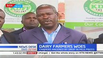 Dairy Farmers Woes: Farmers grapple with operation costs