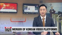 Two Korean OTT platforms merge to compete with Netflix and YouTube