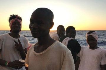 Témoignage à bord de l'Ocean Viking: 11 jours après le premier sauvetage