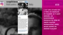 Denis Brogniart : son bouleversant hommage au randonneur Simon Gautier