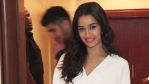 Shraddha Kapoor promotes Saaho in perfect look ;Watch video | FilmiBeat