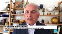 Syriens en Turquie : ultimatum aux réfugiés syriens non enregistrés à Istanbul