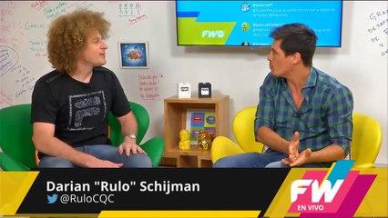 Programa #97: Rulo Schijman (CQC)
