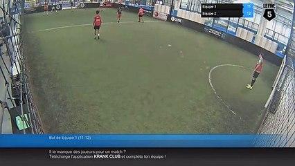 But de Equipe 1 (11-12) - Equipe 1 Vs Equipe 2 - 20/08/19 11:12 - Loisir Créteil (LeFive)