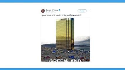 La mauvaise blague de Donald Trump sur twitter fait réagir les internautes