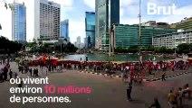 Face au risque de disparition sous les eaux, l'Indonésie veut changer de capitale
