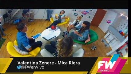 Programa #76 Mica Riera y Valentina Zenere