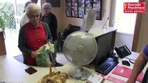 Video. Adriers : la mairie vend le pain et le journal