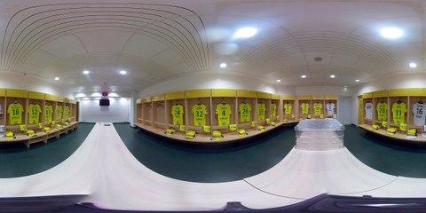 Vidéo 360: découvrez le vestiaire du FC Nantes