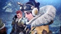 Monster Hunter World Iceborne - Bande-annonce Velkhana (gamescom 2019)