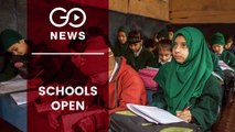 Schools Reopen In J&K, Low Attendance In Valley