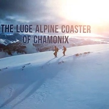 The Luge Alpine Coaster of Chamonix
