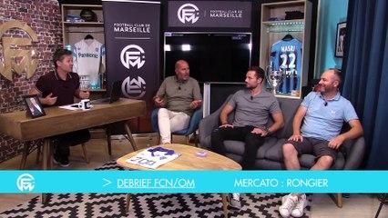 OM : JC De Bono s'énerve sur le manque d'engagement des joueurs