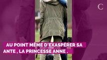 VIDEO. Le jour où la princesse Anne a dû calmer le jeune prince Harry, un peu trop surexcité