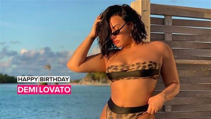 Demi Lovato gezonder dan ooit!