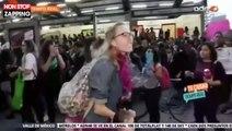 Mexique : Un reporter est assommé en direct après un coup de poing (vidéo)
