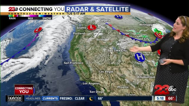Tuesday Morning Forecast 8/20/19