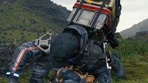 Death Stranding   Gameplay gamescom 2019