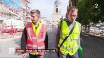 Amiens : des sous-sols fragilisés à cause de l'histoire