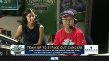 Jimmy Fund Interview: Kaitlyn Vu and Dr. Allison O'Neill