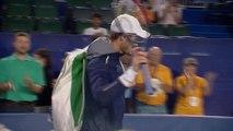 ATP Winston-Salem: Sandgren bt Murray (7-6 7-5)
