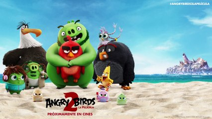 Angry Birds 2 - Trailer  en español
