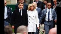 Emmanuel et Brigitte Macron : un couple soudé loin des précédents duo présidentiels