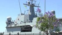 El buque 'Audaz' parte para recoger a los migrantes del Open Arms