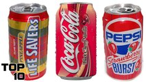Top 10 Discontinued Sodas We All Miss – Part 2