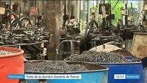 Patrimoine : visite de la dernière clouterie de France