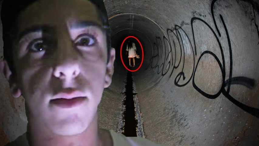 Top 15 Mysterious Ghosts Caught on Tape By YouTubers (-2)